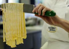 """La Barilla pensa alla pasta """"stampata in 3D"""""""