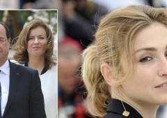 "Scandalo all'Eliseo. ""Hollande ha un'amante segreta, l'attrice Julie Gayet"""