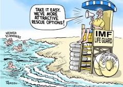 Attenzione, Fmi punta ai vostri risparmi