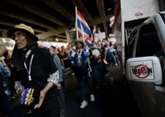 Thailandia: spari sui manifestanti a Bangkok