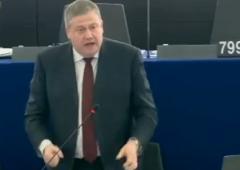 """Parlamentare europeo dà a Salvini del """"fannullone"""""""