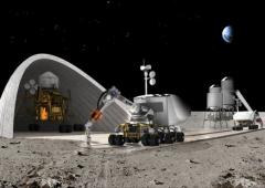 La Nasa si prepara a costruire case sulla Luna
