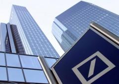 Deutsche Bank, buco kolossal. E indagata