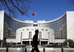 Cina, rischi finanziari sistemici. Arriva maxi liquidità dalla banca centrale