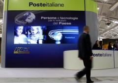 Eni e Poste siglano partnership nei servizi digitali e finanziari