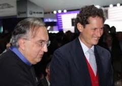 """Fiat-Chrysler, Marchionne: """"quotazione a NY, sede fiscale in Gran Bretagna"""""""