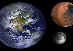 Nasa vuole creare acqua sulla Luna e ossigeno su Marte