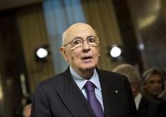M5S: impeachment per Napolitano