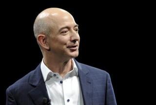 Amazon, Bezos: