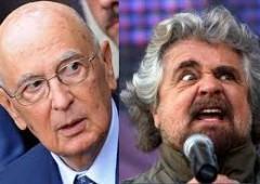 Attacchi M5S a Napolitano: per 39% italiani sono legittimi
