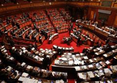 Grafico della settimana: la rappresentanza politica in Italia e nell'Unione europea