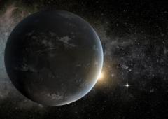 La vita aliena si è formata subito dopo il Big Bang?