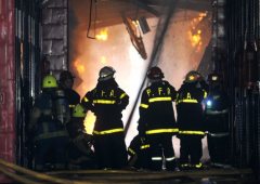 Argentina: misterioso incendio in un magazzino di documenti bancari