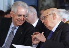 Ipotesi 'complotto Napolitano Monti' vecchia e logora. A Roma polemiche e tempo perso