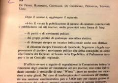 Chiudere il blog di Beppe Grillo?