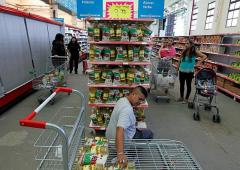 Argentina: multate le catene di supermercati