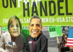 No all'accordo di libero scambio Usa-Ue