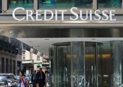 Credit Suisse ha aiutato 20 mila clienti a evadere $10 miliardi