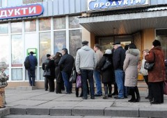 Unicredit teme corsa sportelli in Ucraina?