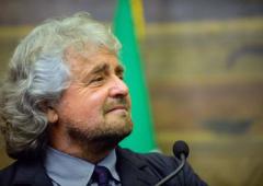 Grillo: condannato a 4 mesi per violazioni sigilli Tav