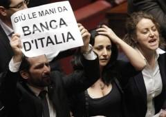 Decreto Imu-Bankitalia rischia di saltare
