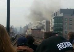 Esplosioni a Manhattan: edificio collassato, quattro morti