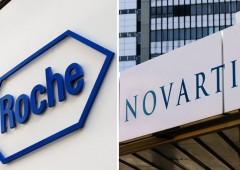 Big Pharma: indagati a Roma i manager di Roche e Novartis