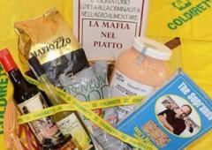 """Impazzano prodotti """"Made in Italy"""" con etichetta 'mafia'"""