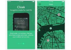 Cloak: l'app anti social, per evitare chi non sopportate