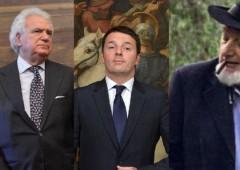 Renzi e i legami con la massoneria