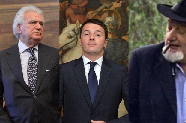 I Renzi e l'ombra della massoneria: Il presunto rapporto tra il padre del premier e Verdini. Complotto o realtà?