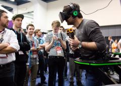 La realtà virtuale è, quasi, tra noi