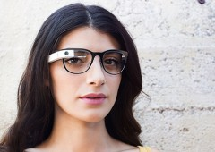 Google Glass made in Italy con Luxottica