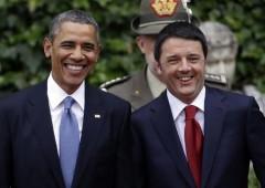 "Obama 'vota' Renzi. E avverte: ""austerity blocca crescita UE"""