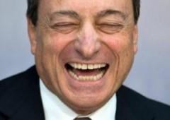Mario Draghi e il racconto della barzelletta