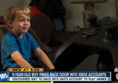 A 5 anni scopre falla nel sistema Microsoft