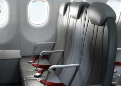 Tre ragazzi inventano sedili per aerei ultra leggeri: costi biglietti dimezzati