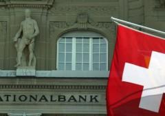 Svizzera: fine del segreto bancario
