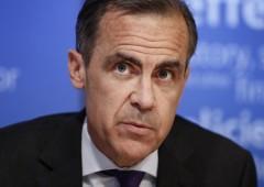 """Carney: """"Brexit pone più rischi per l'Ue che per gli UK"""""""