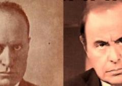 Vespa è o no il figlio di Mussolini? Grillo spiazza il conduttore di Porta a Porta