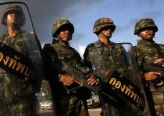 Thailandia, è colpo di Stato