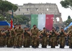 Italia: in due anni export di armi è esploso del 462,69%