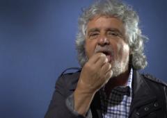 """Grillo si prende un Maloox: """"Italia formata da pensionati che forse non hanno voglia di cambiare"""""""