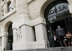Borsa Milano scatta in avanti con le banche. MPS +9%