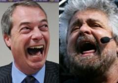 """Farage: """"alleanza tra Ukip e M5S si farà, Grillo mente acuta"""""""