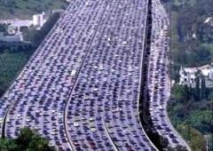 Traffico: San Paolo, sciopero metro. Il più grande ingorgo della storia