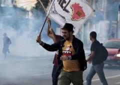 Mondiali calcio: San Paolo brucia, violenza e proteste nelle strade