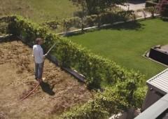 """Spot su TV svizzera: """"Non annaffiate il giardino italiano"""""""