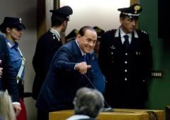 """Berlusconi: """"Giudici irresponsabili"""". Ma il magistrato lo zittisce"""