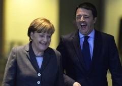 Merkel contro Renzi. Eurozona, il futuro si gioca qui